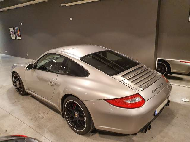 Porsche 997 GTS - Manual - OpenRoof 6/15