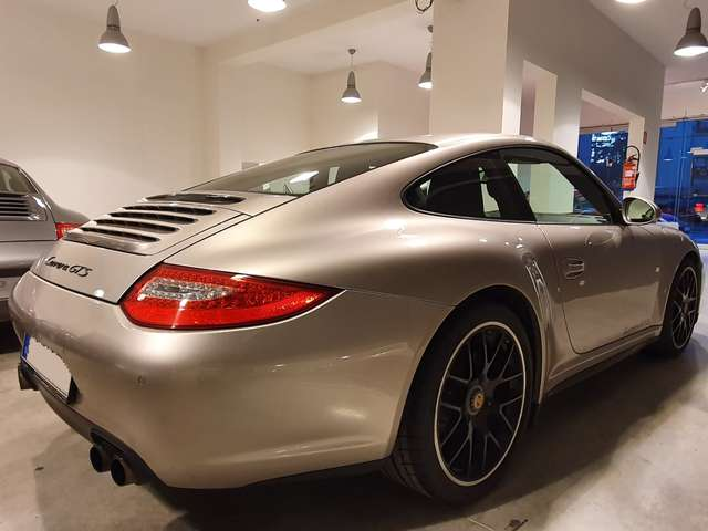 Porsche 997 GTS - Manual - OpenRoof 10/15