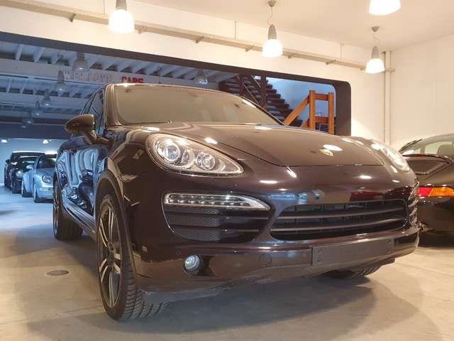 Porsche Cayenne V6 Essence - Benzine 9/15