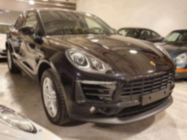 Porsche Macan 1 owner - EchapSport - Bose - ToitPano