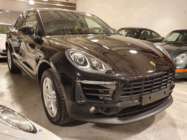 Porsche Macan 1 owner - EchapSport - Bose - ToitPano 1/15