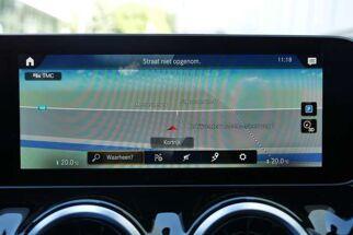 Mercedes B 180 GPS - AMG Line - Widescreen - LED - Camera - PDC