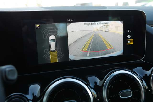 Mercedes B 180 Automaat - GPS - Camera - Cruise controle - Touch 14/15