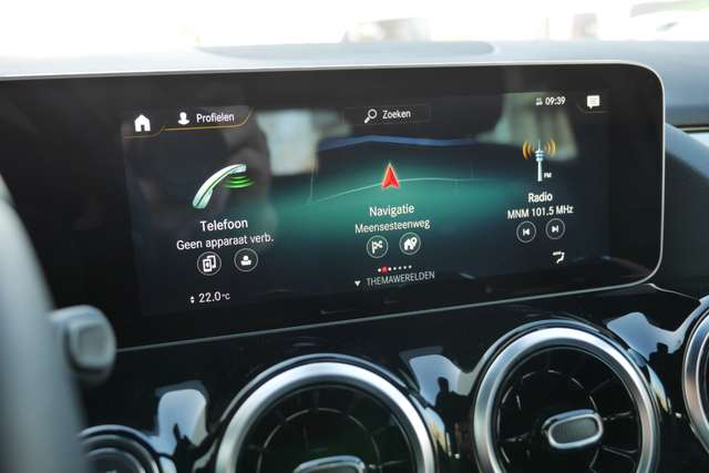 Mercedes B 180 Automaat - GPS - Camera - Cruise controle - Touch 15/15
