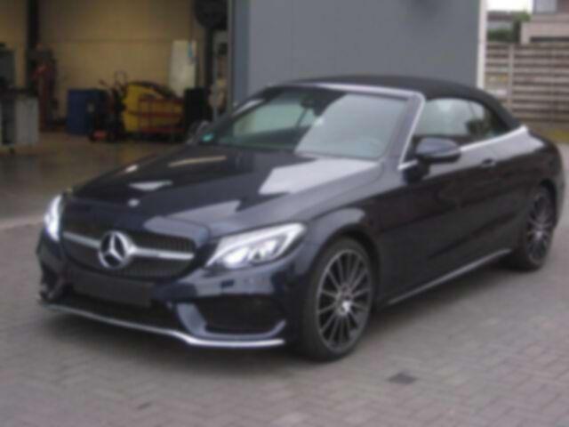Mercedes Classe C CABRIOLET AMG 19\