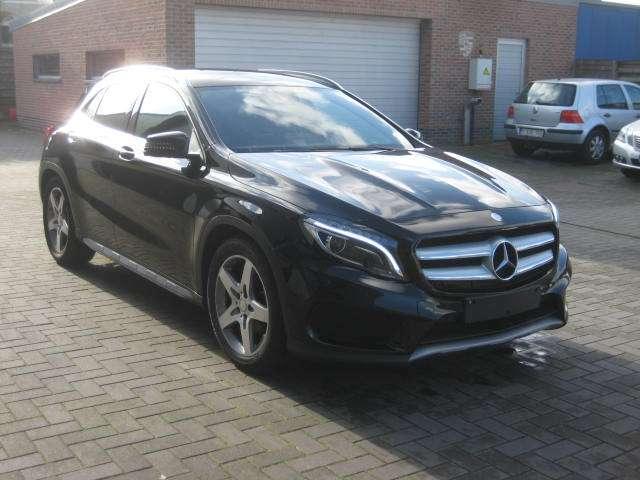 Mercedes GLA AMG PAKKET 1/8