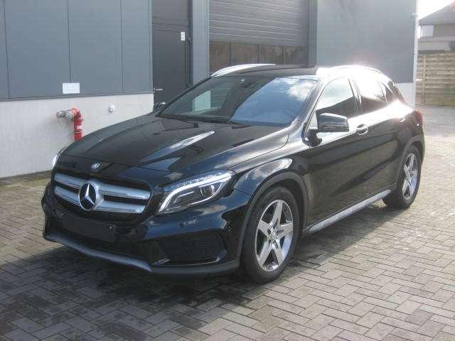 Mercedes GLA AMG PAKKET 2/8
