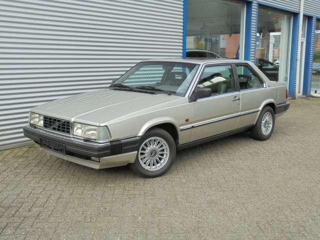 Volvo 780 2.8 Coupé Bertone zeer mooi originele staat 1/10
