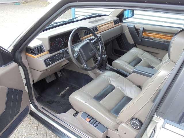 Volvo 780 2.8 Coupé Bertone zeer mooi originele staat 3/10