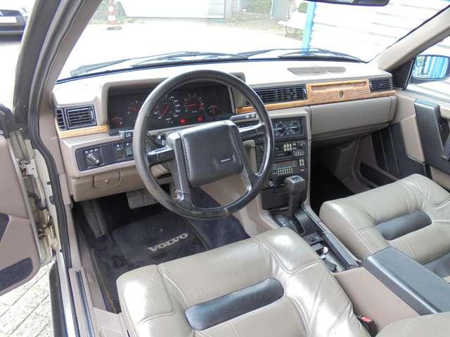 Volvo 780 2.8 Coupé Bertone zeer mooi originele staat 4/10
