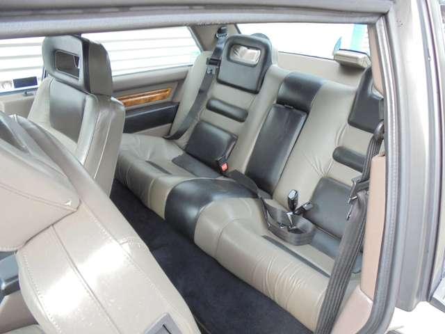 Volvo 780 2.8 Coupé Bertone zeer mooi originele staat 5/10