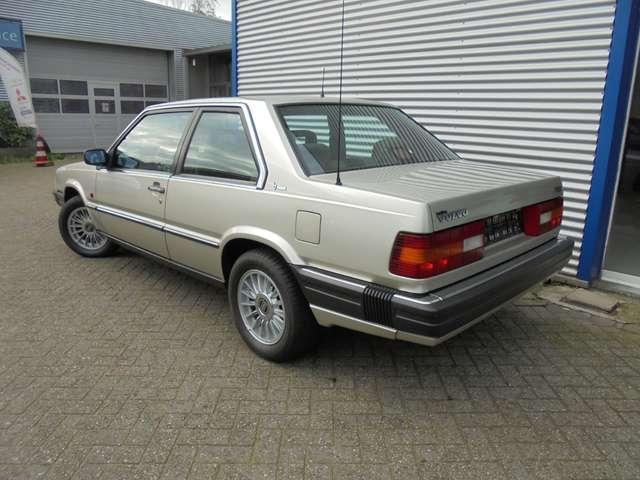 Volvo 780 2.8 Coupé Bertone zeer mooi originele staat 8/10