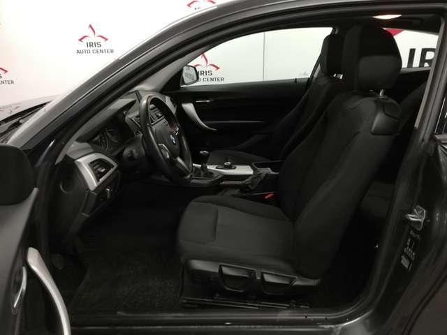 BMW 116 i pack M intérieur 9/15