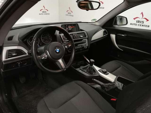 BMW 116 i pack M intérieur 10/15
