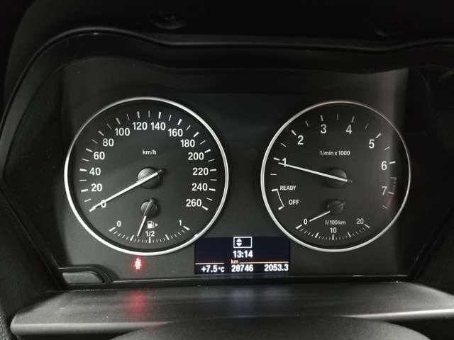 BMW 116 i pack M intérieur 13/15
