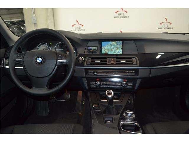 BMW 520 Diesel Touring 163CV |TOIT PANO | NAVI | CARNET 6/15