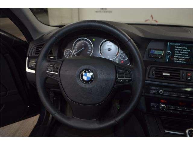 BMW 520 Diesel Touring 163CV |TOIT PANO | NAVI | CARNET 7/15