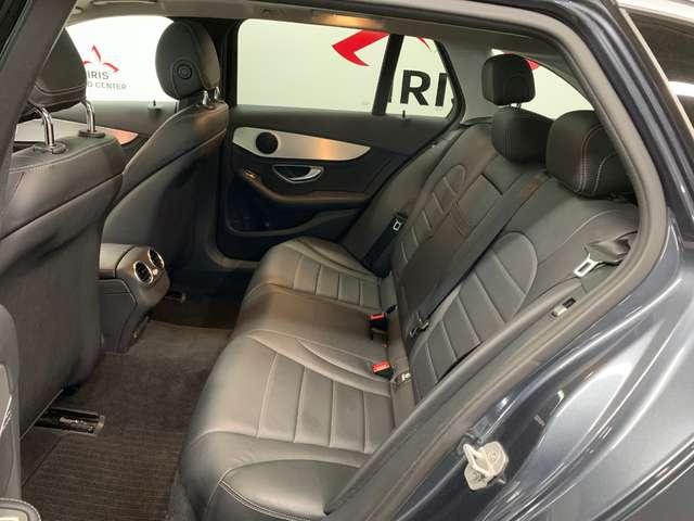 Mercedes C 200 d AVANTGARDE |16.520€ NETTO|OPEN PANORAMIC ROOF 15/15