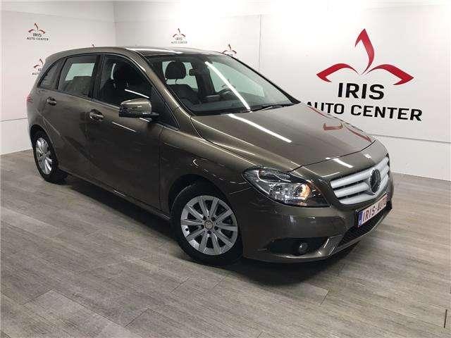 Mercedes B 160 CDI | 1er Prop. | Cuir | 9.890€ NETTO | 3/15