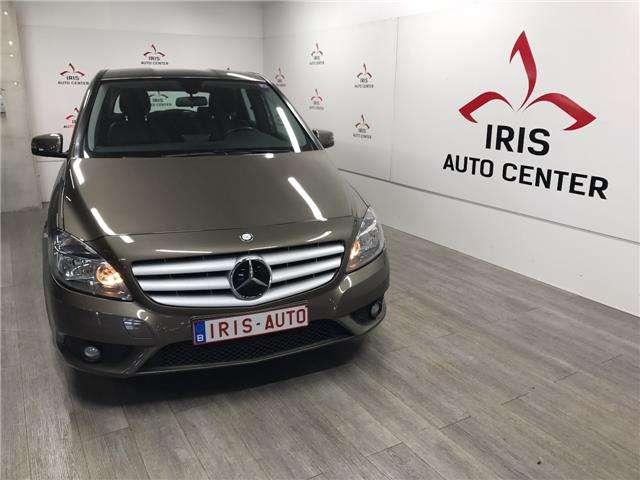 Mercedes B 160 CDI | 1er Prop. | Cuir | 9.890€ NETTO | 4/15