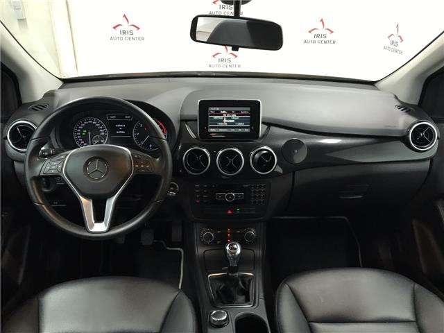 Mercedes B 160 CDI | 1er Prop. | Cuir | 9.890€ NETTO | 10/15