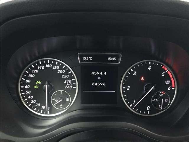 Mercedes B 160 CDI | 1er Prop. | Cuir | 9.890€ NETTO | 12/15