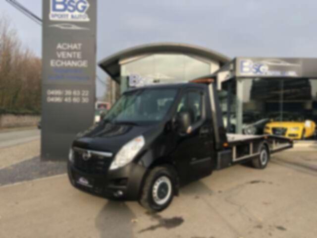 Opel Movano depanneuse///full options///45.000kms///3.5t//