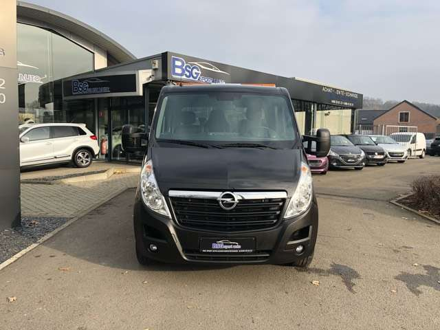 Opel Movano depanneuse///full options///45.000kms///3.5t// 2/12
