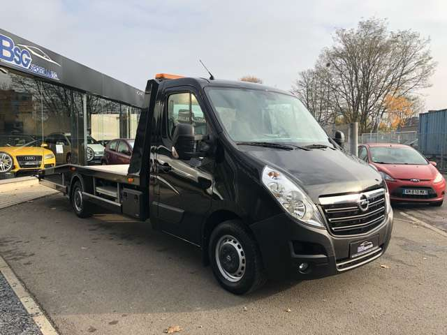 Opel Movano depanneuse///full options///45.000kms///3.5t// 3/12
