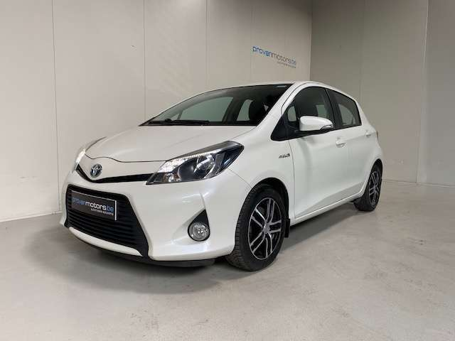 Toyota Yaris 1.5 Hybride automaat - GPS - Airco - Topstaat! 1/15