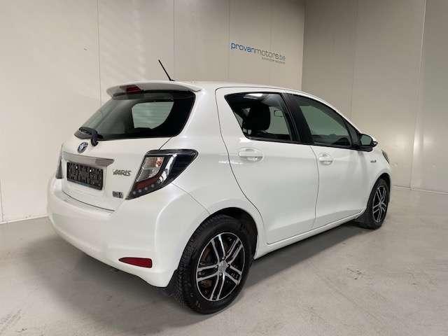 Toyota Yaris 1.5 Hybride automaat - GPS - Airco - Topstaat! 3/15
