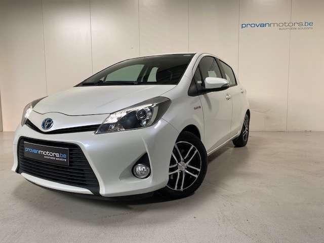 Toyota Yaris 1.5 Hybride automaat - GPS - Airco - Topstaat! 4/15