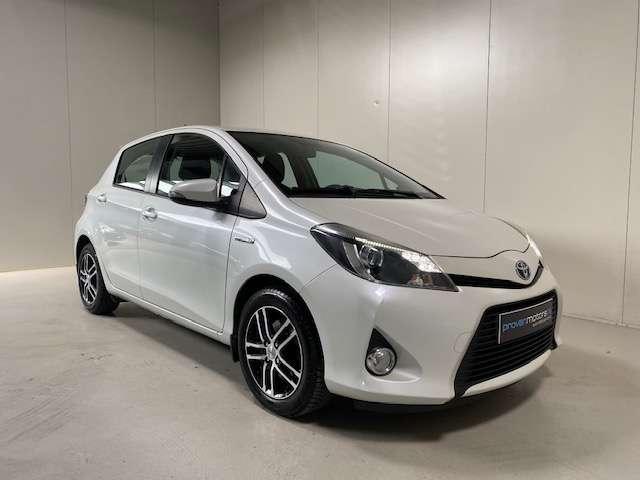 Toyota Yaris 1.5 Hybride automaat - GPS - Airco - Topstaat! 5/15