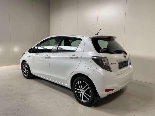 Toyota Yaris 1.5 Hybride automaat - GPS - Airco - Topstaat! 6/15