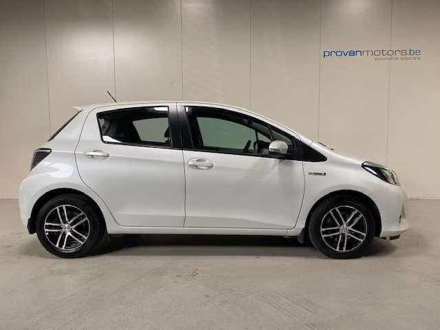 Toyota Yaris 1.5 Hybride automaat - GPS - Airco - Topstaat! 8/15