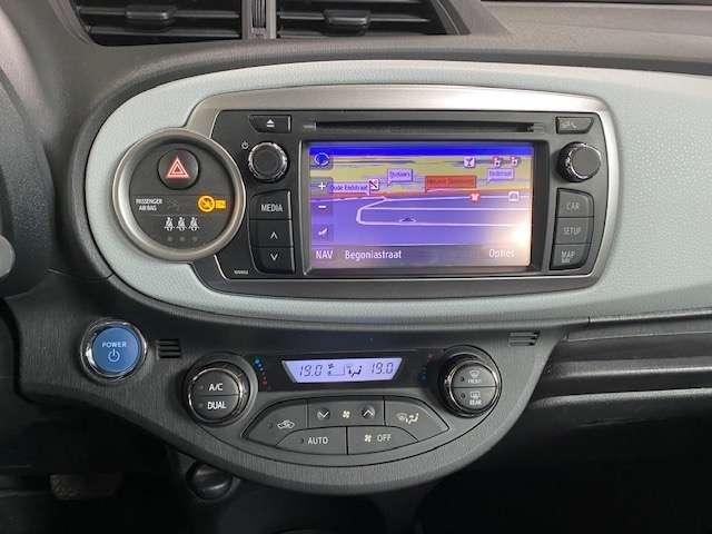 Toyota Yaris 1.5 Hybride automaat - GPS - Airco - Topstaat! 15/15