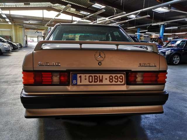 Mercedes 190 2.5 16V 3/13