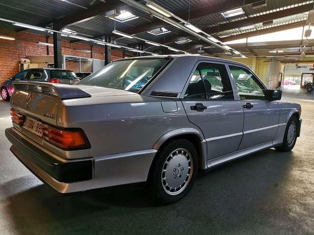 Mercedes 190 2.5 16V 4/13