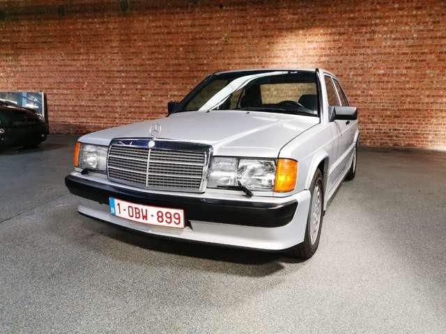 Mercedes 190 2.5 16V 6/13