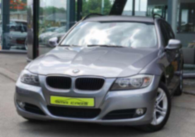 BMW 318 D Euro 5/ Navi/Leder/80Dkm/**Garantie**