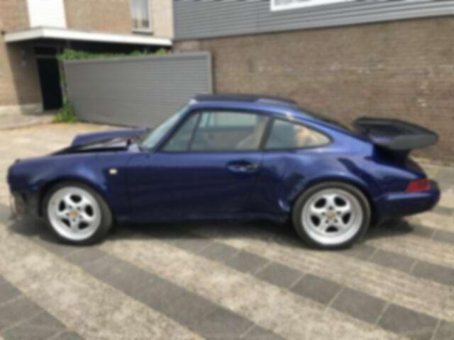 Porsche 930 3.3 Turbo Coupé 930 1988