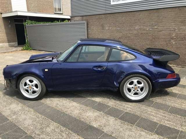 Porsche 930 3.3 Turbo Coupé 930 1988 1/15