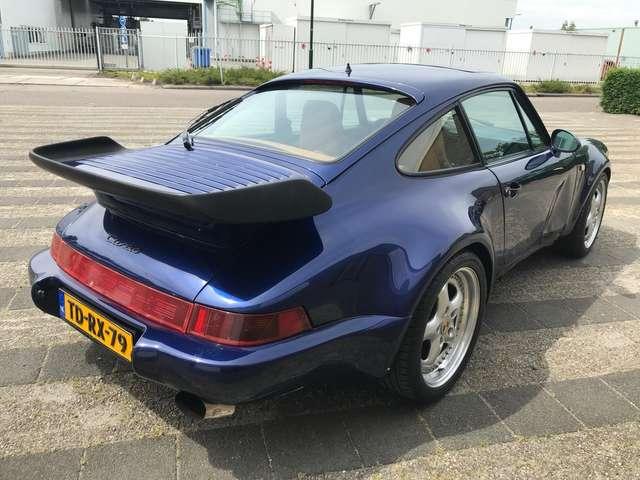 Porsche 930 3.3 Turbo Coupé 930 1988 3/15