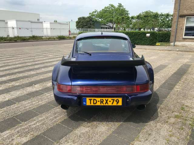 Porsche 930 3.3 Turbo Coupé 930 1988 4/15