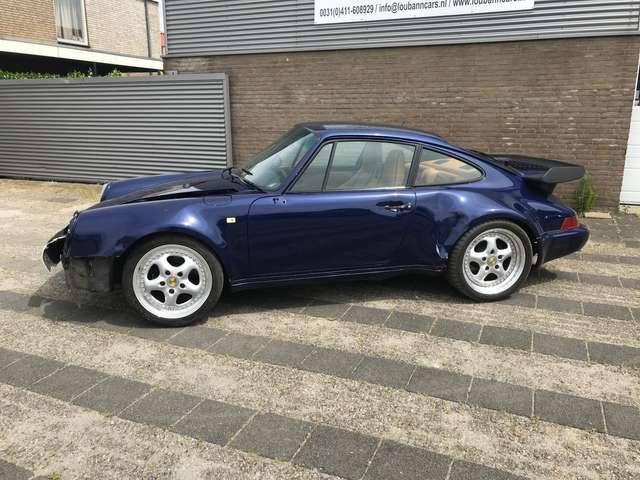 Porsche 930 3.3 Turbo Coupé 930 1988 11/15