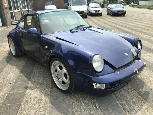 Porsche 930 3.3 Turbo Coupé 930 1988 13/15