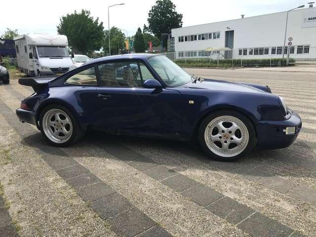 Porsche 930 3.3 Turbo Coupé 930 1988 14/15