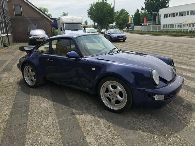 Porsche 930 3.3 Turbo Coupé 930 1988 15/15