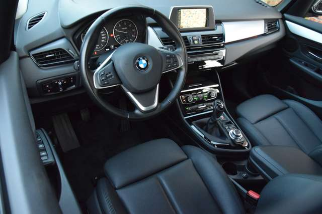 BMW 2 Reeks Sport FULL - Cuir, Xénon, Navi - Active Tourer 5/15
