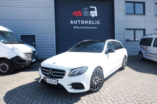 Mercedes E 220 d- T Avantgarde AMG STYLING*FULL OPT*GARANTIE 2022
